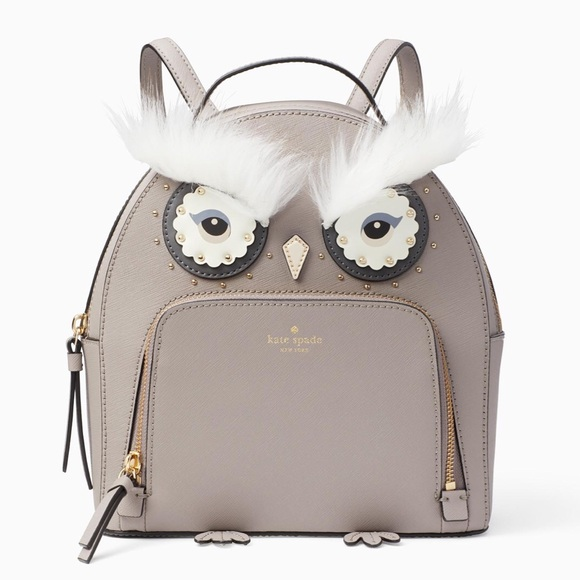 kate spade Handbags - Kate Spade Star Bright Owl Tomi Backpack